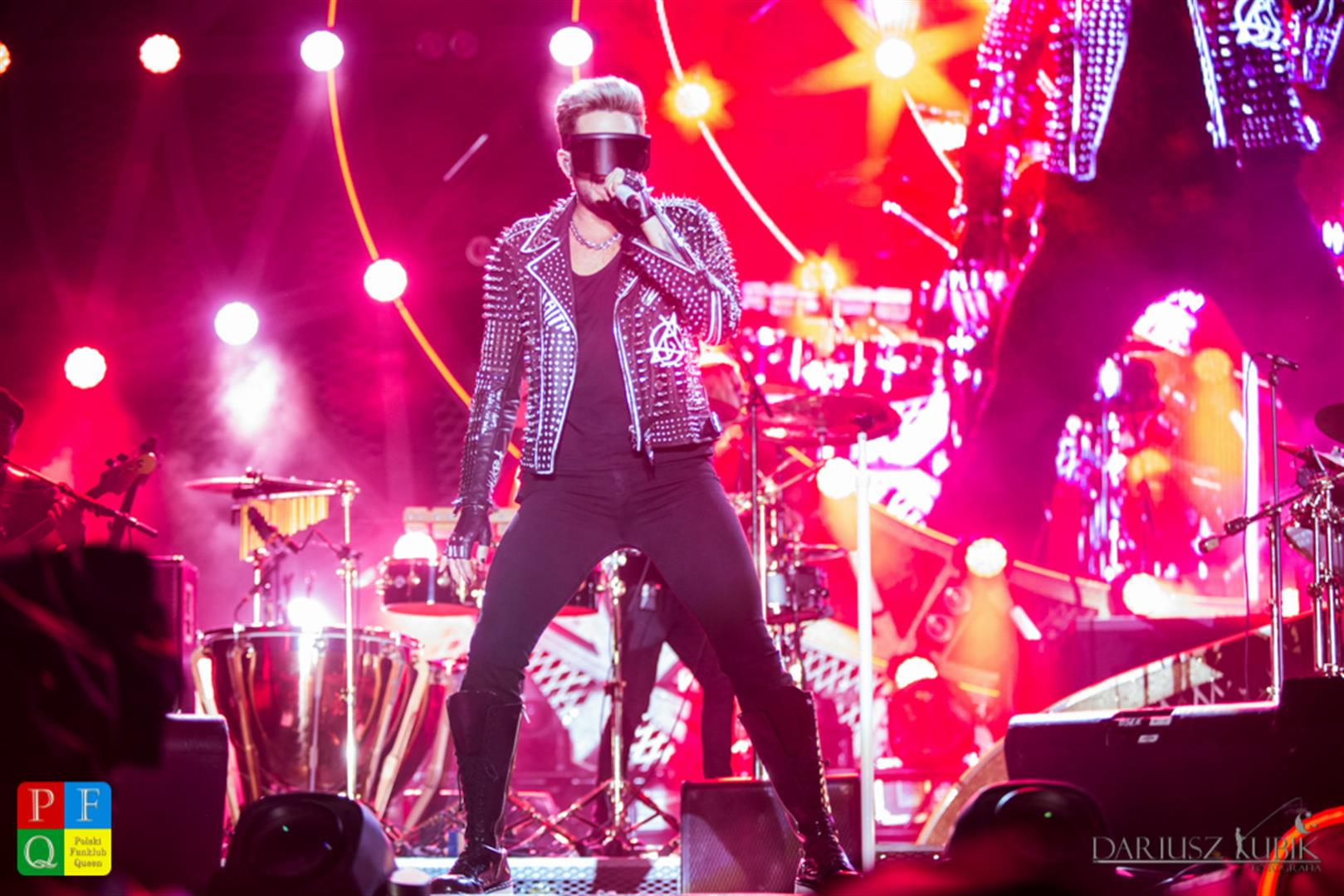 LFO 2016 Queen+Adam Lambert Dariusz Kubik --006