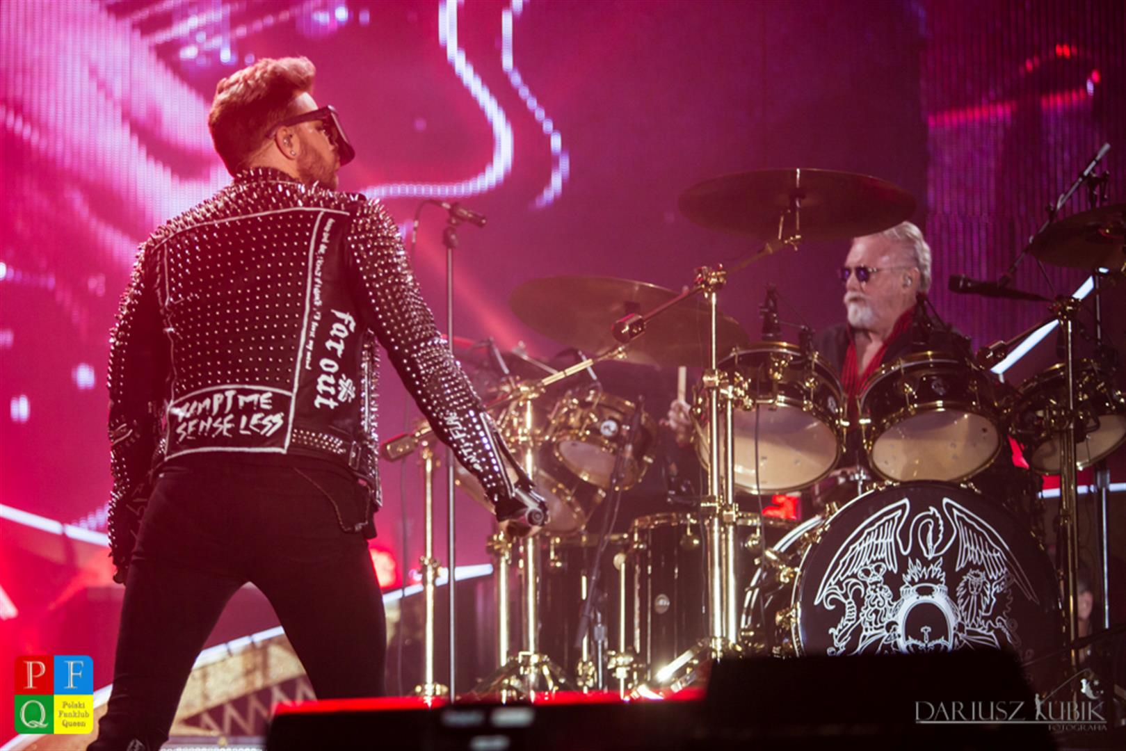 LFO 2016 Queen+Adam Lambert Dariusz Kubik --008