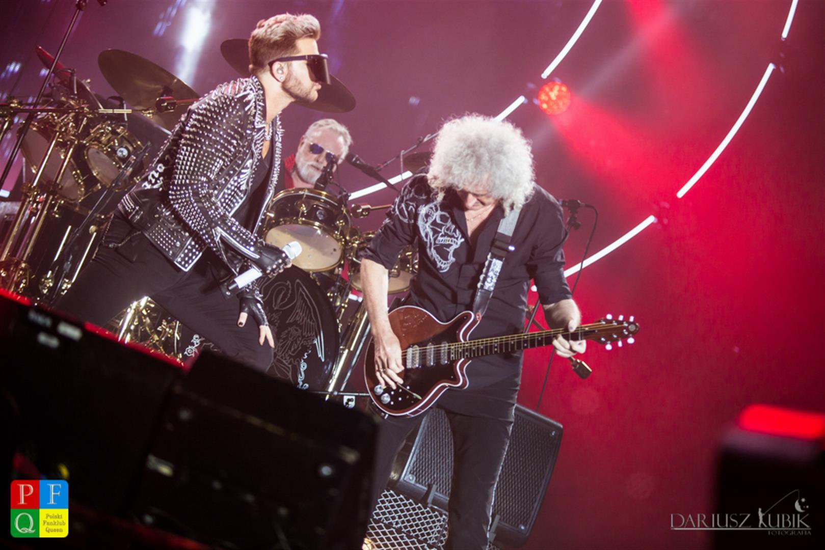 LFO 2016 Queen+Adam Lambert Dariusz Kubik --009