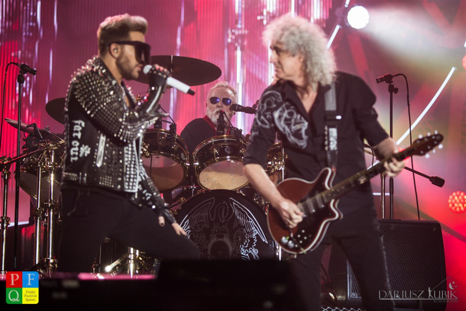 LFO 2016 Queen+Adam Lambert Dariusz Kubik --011