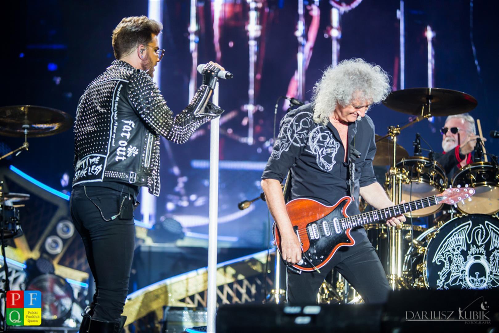 LFO 2016 Queen+Adam Lambert Dariusz Kubik --051