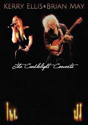 Brian May i Kerry Ellis plakat Candlelight Concerts
