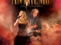 Brian May i Kerry Ellis plakat Anthems The Concert