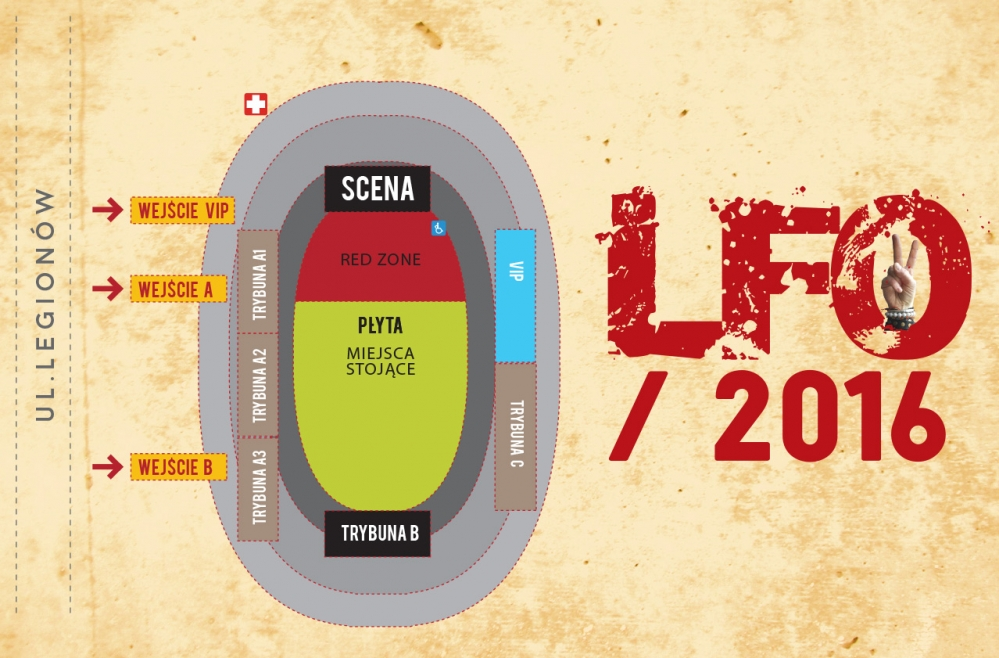 LFO stadion schemat wejsc