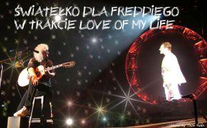 Akcje koncertowe – Queen+Adam Lambert na LFO