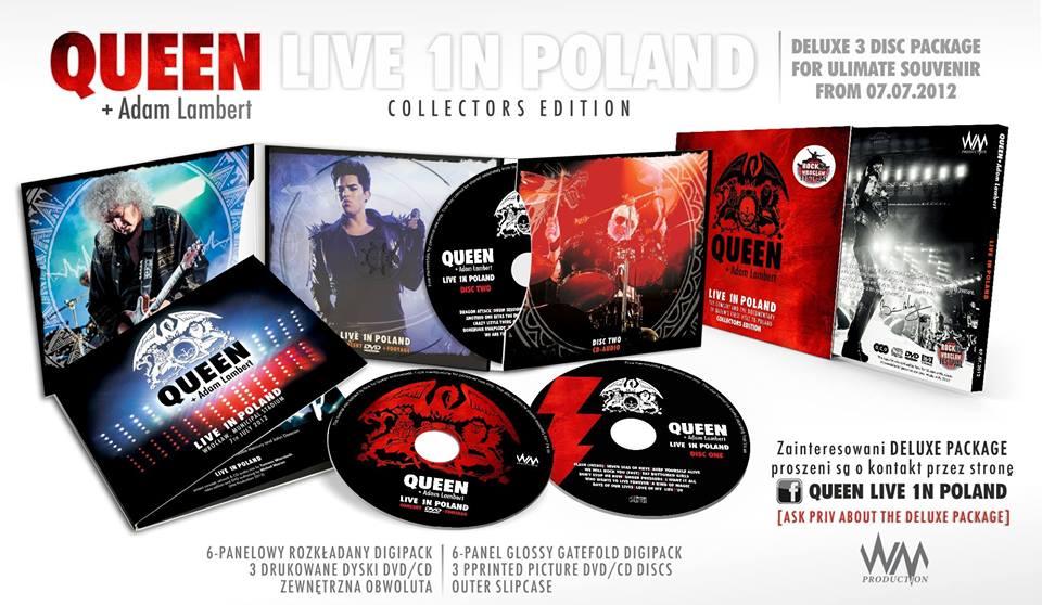 queen wroclaw 2012 bootleg