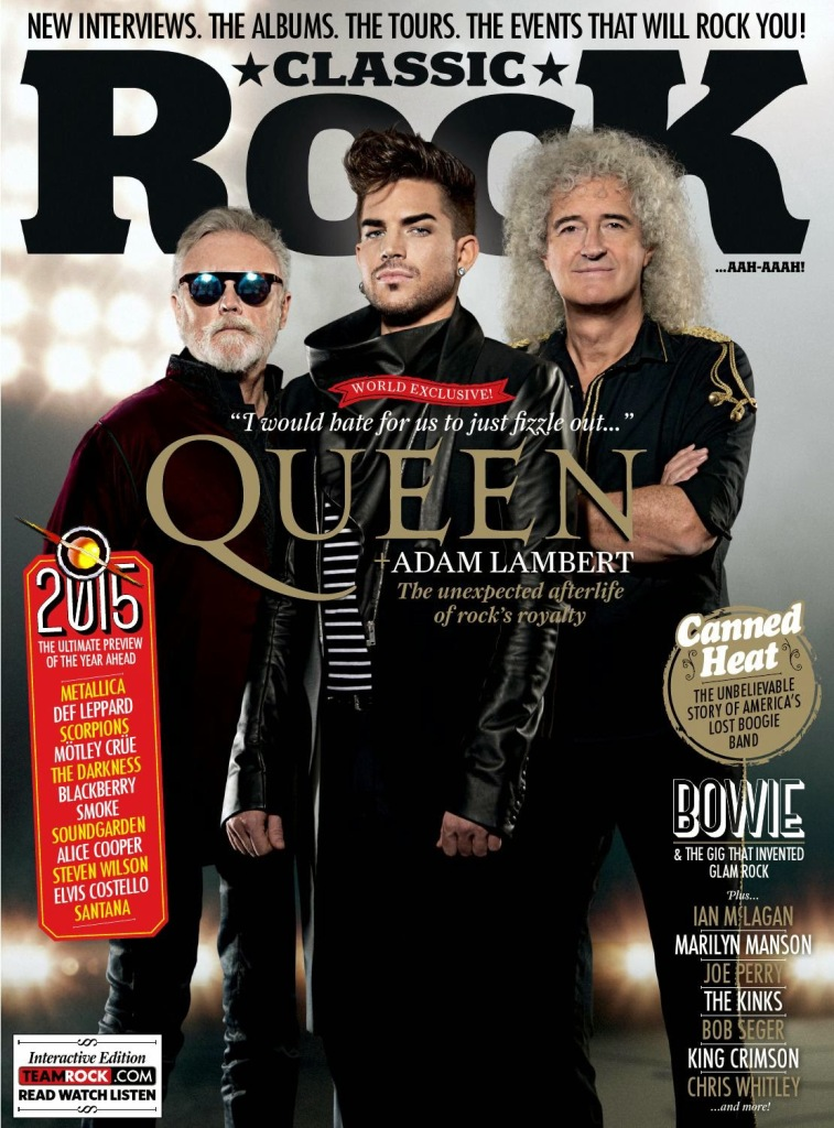 classic rock cover 2015