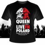 queen LFo koszulka